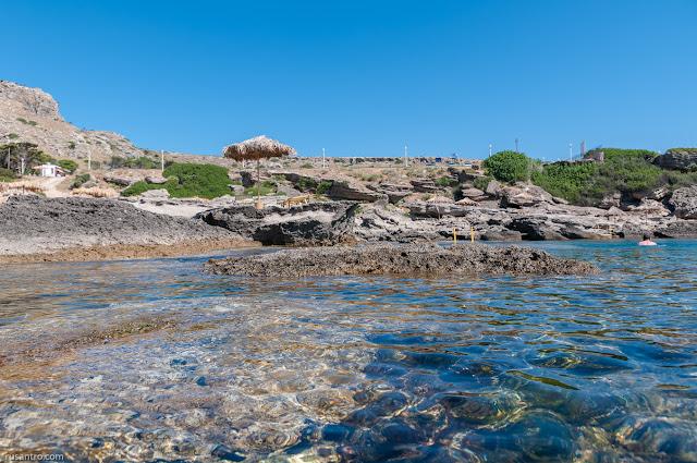 Rodas sala Grieķija Rhodes