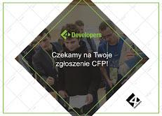 Patronat medialny - Festiwal 4Developers