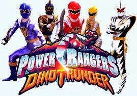 Power Rangers Dino Trovão Episódios