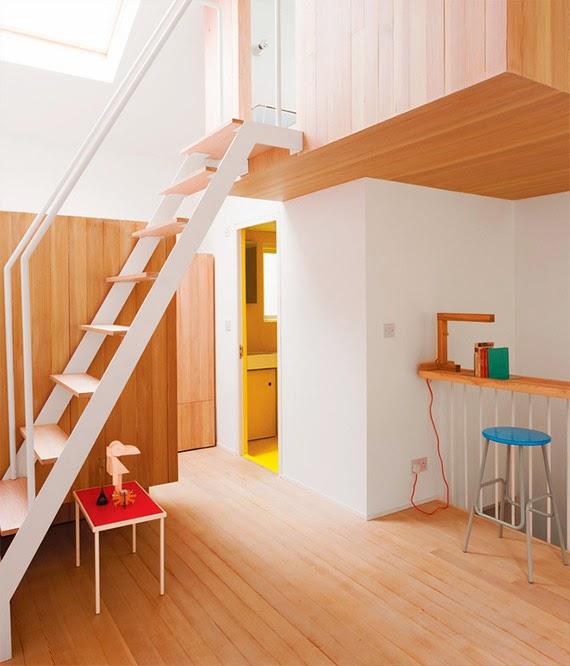 color blocking na decoração - tendência colorida - casa cheia de cores - móveis coloridos