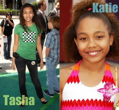 Katie from my wife and kids 2012