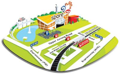 singapore discovery center, sdc singapura,