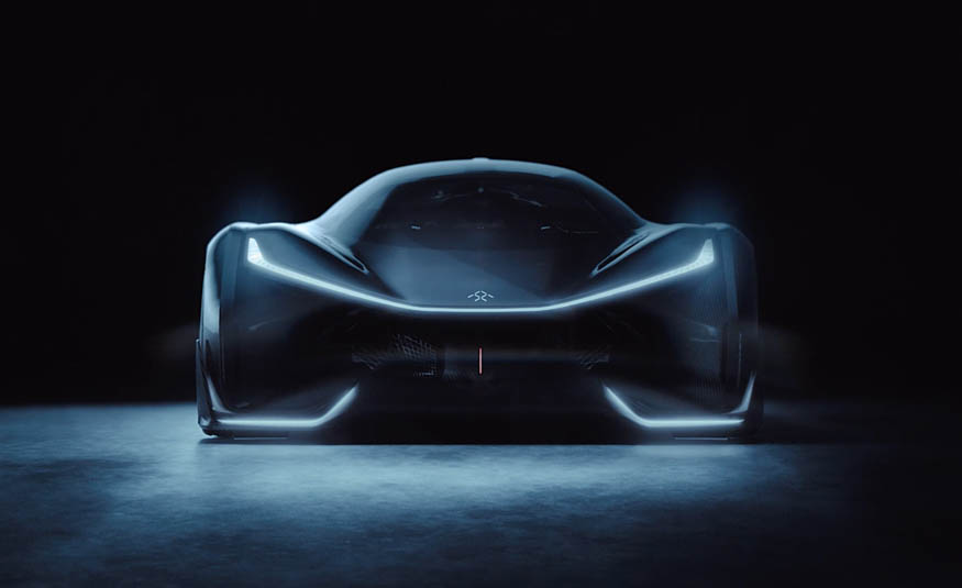 Faraday Future Unveils Revolutionary FFZERO1 Concept ...