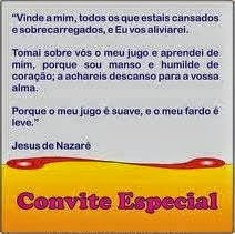 Convite Especial para VOCÊ