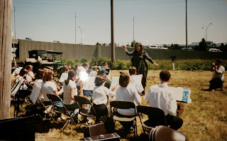 Judson Middle School Concert Band, 1994