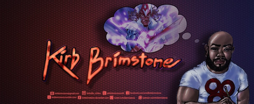 Brimstone's Blog
