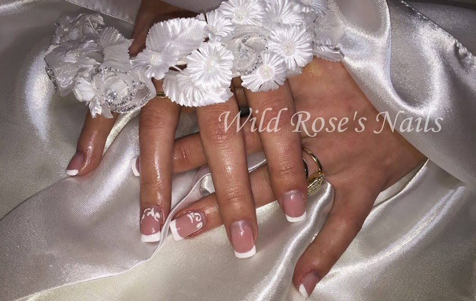 Wild Rose's Nails