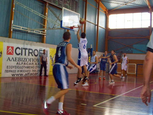 Κύπελλο ανδρών ΙΚΑΡΟΣ ΚΑΛΛΙΘΕΑΣ ΝΕΟΙ -ΕΛΕΥΘΕΡΙΑ ΜΟΣΧΑΤΟΥ 79-77