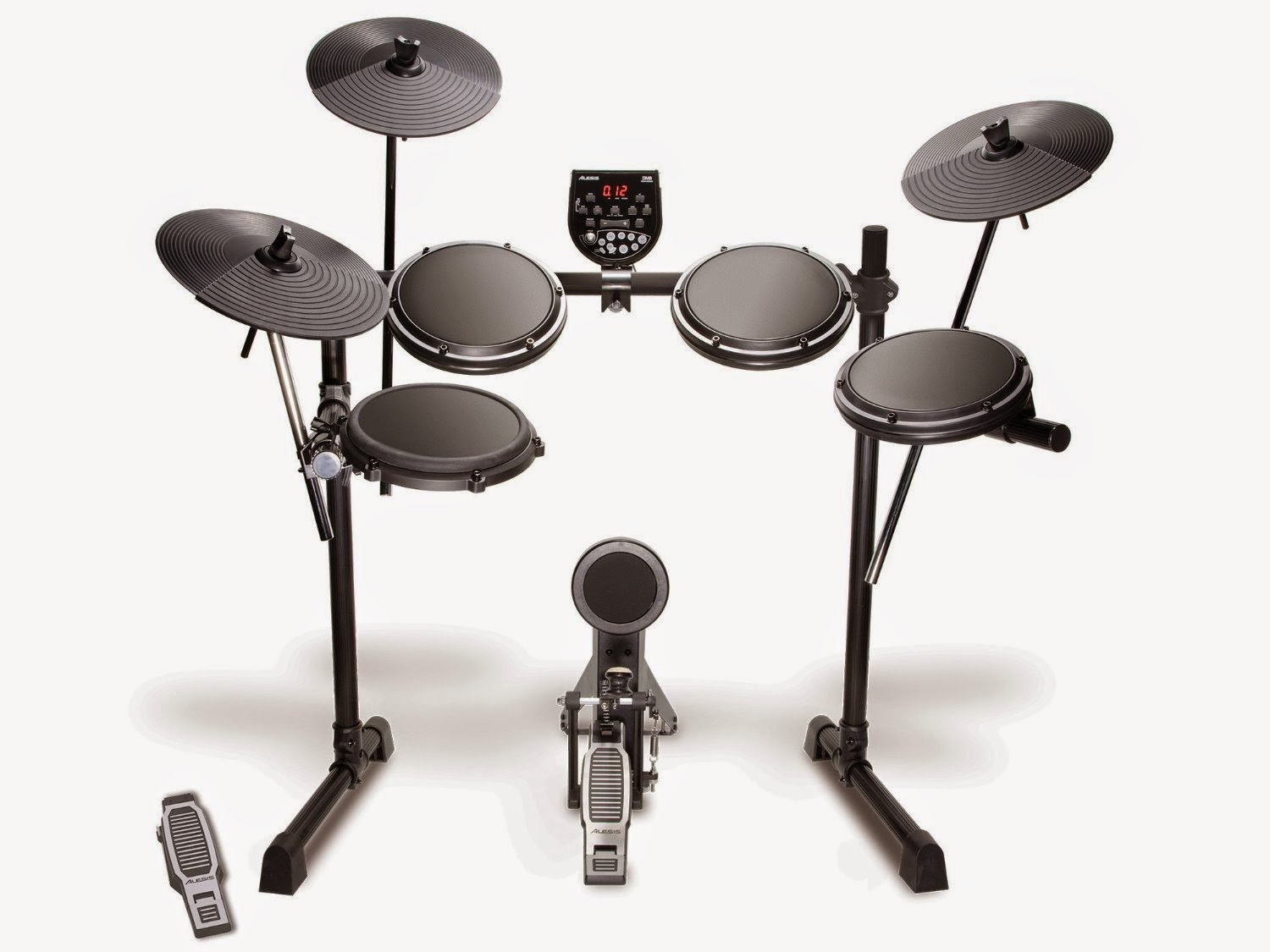 Amazon: Buy Alesis DM6 USB Kit Five-Piece Electronic Drum Set at Rs. 27999
