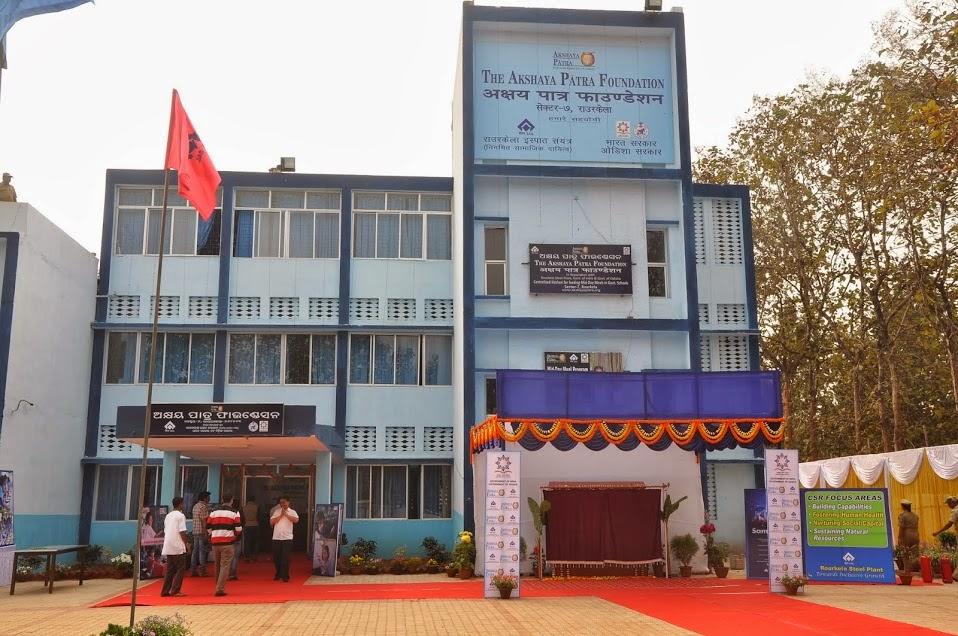 Akshaya Patra in Rourkela