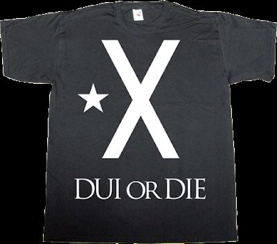 dui declaració unilateral d'independència independence freedom catalonia t-shirt ephemeral-t-shirts
