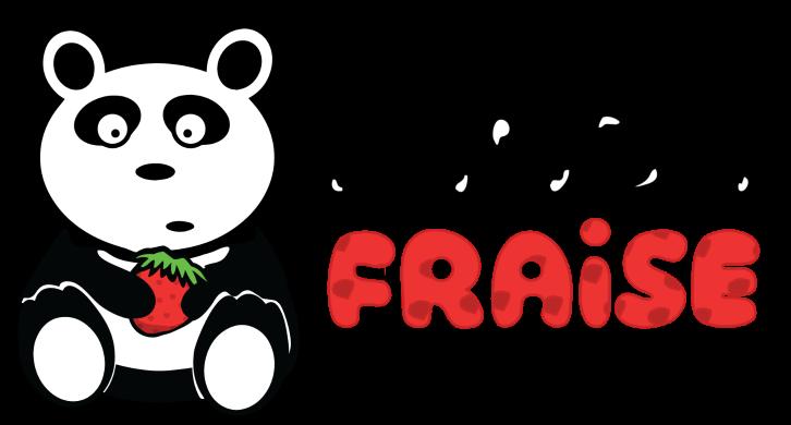 PANDA FRAISE