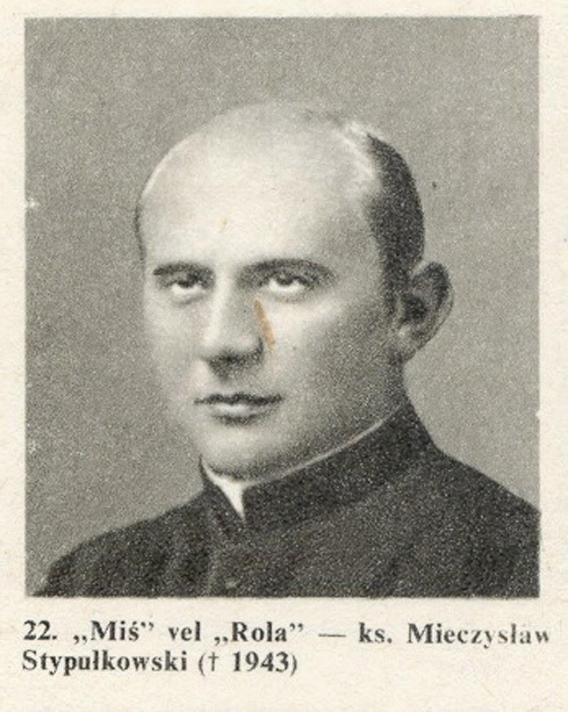 Ks. kpt. Mieczysław Stypułkowski