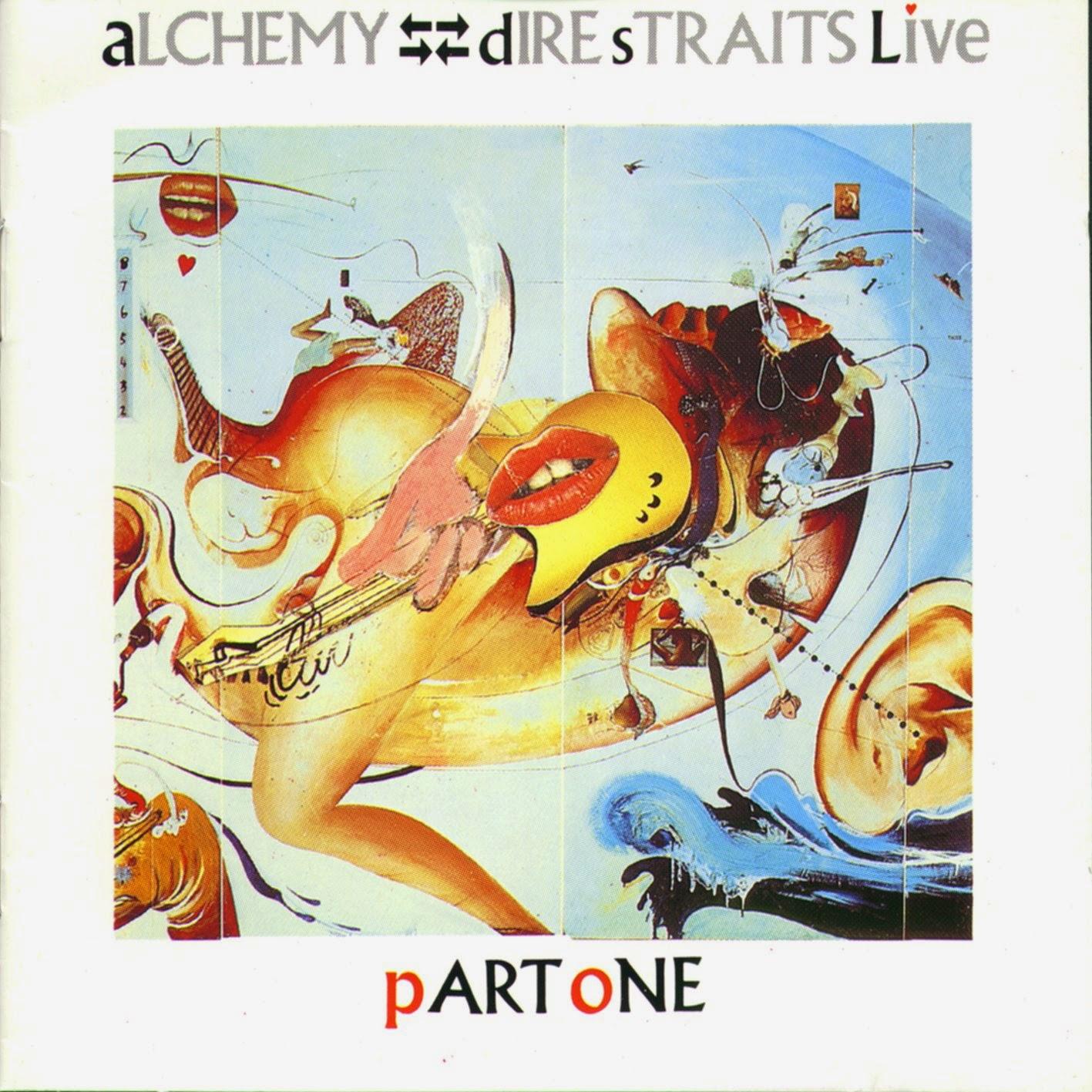 Dire Straits w zarysie