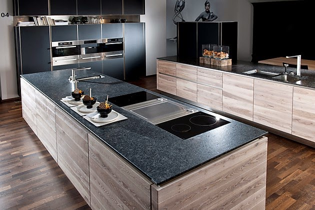 Dise o de cocinas integrales modernas colores en casa - Cocinas modernas de colores ...