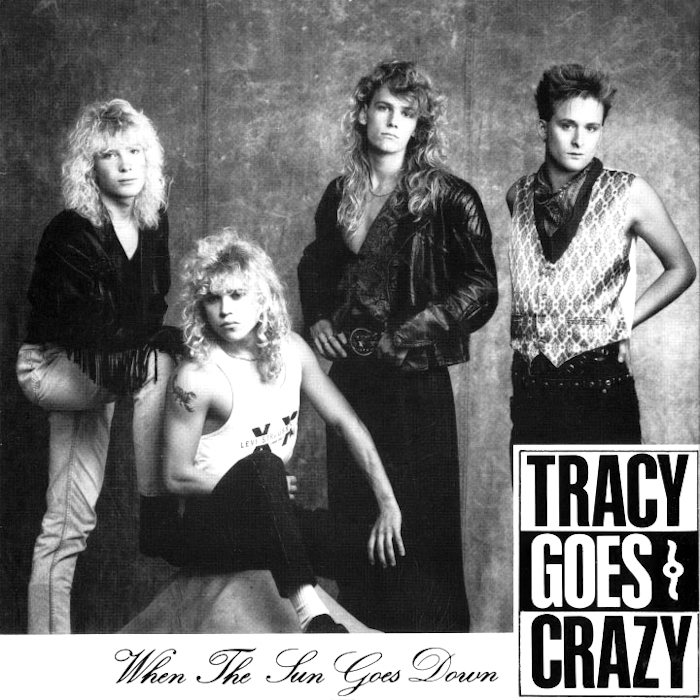 Insane Bands: AOR Night Drive: Tracy Goes Crazy