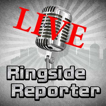 Ringside Reporter Podcast