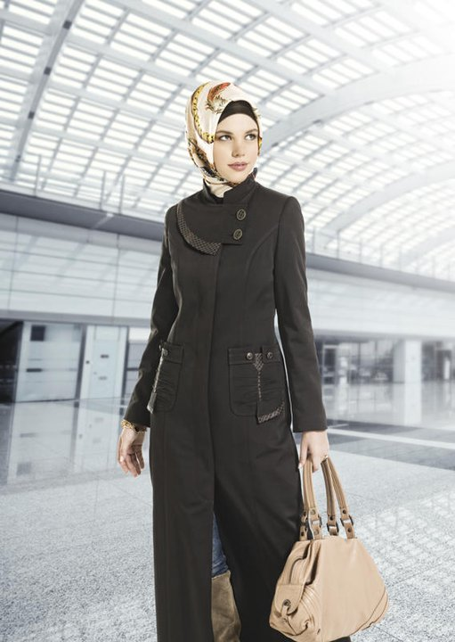 ika noprianti baju kerja muslim modis