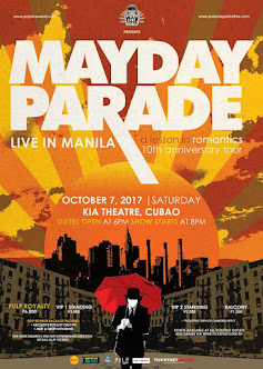Mayday Parade Live in Manila
