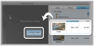 PowerPoint to dvd in iDVD