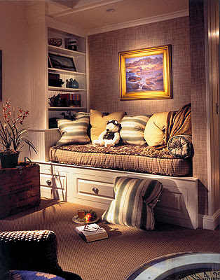 The reading nook for Best reading nooks