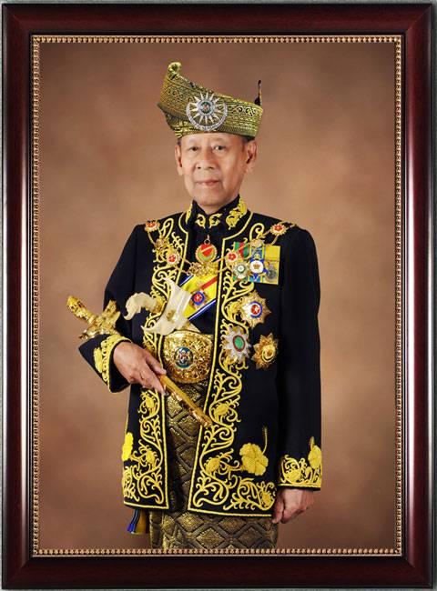 DYMM SPB Yang Di-Pertuan Agong,Tuanku Abdul Halim Al-Muazam Shah Ibni Al-Marhum Sultan Badlishah