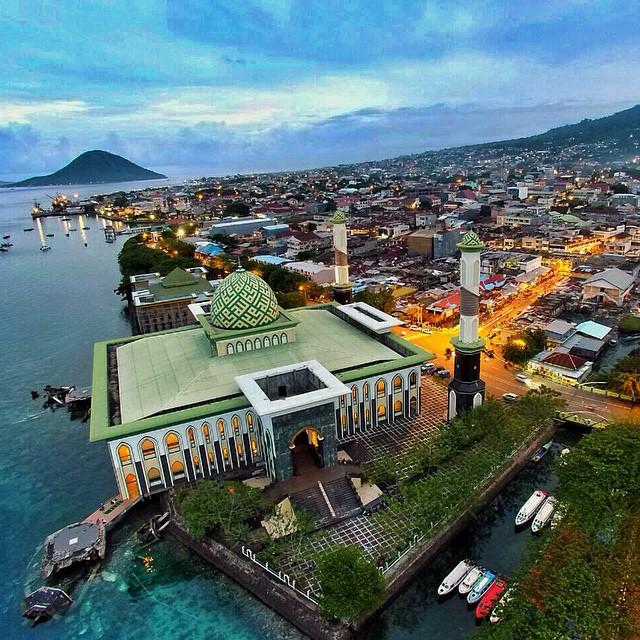 Masjid Al Munawwaroh | Ternate | North Moluccas