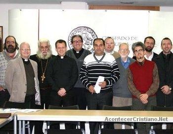 Evangélicos en evento ecuménico por la unidad de los cristianos