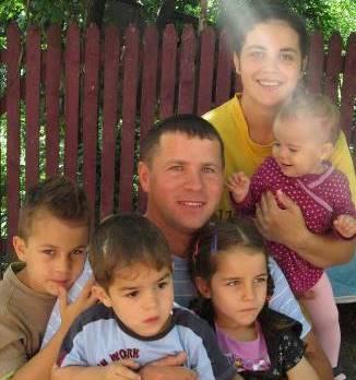 † Înmormântare Ioan Răilean, tatăl celor 5 copilași rămași orfani!