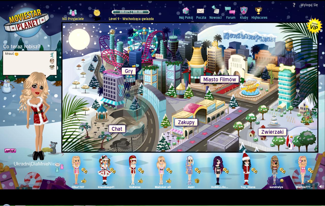 MovieStarPlanet - Fame,Fortune and Friends !: Stare MSP ?