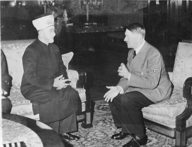 hitler islam