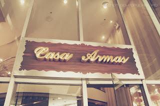 Casa Armas in the Podium