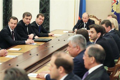 Dvorkovich's influence in Kremlin near end? « Spraggett on Chess