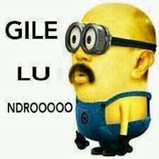 Gile Lu Ndroooooo