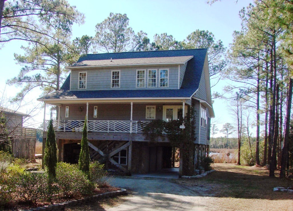 New bern nc for Custom homes new bern nc