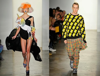 jeremy scott, moschino, fashion, creative, cool clothing