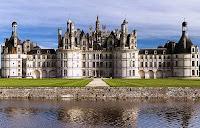 Tempat Wisata Di Perancis - Chateau de Chambord