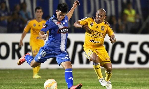 Tip kèo cá cược Tigres UANL vs CS Emelec