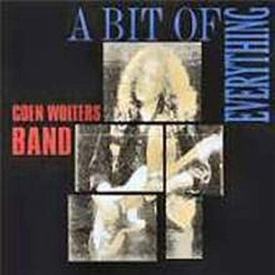 Southernbluesrock Coen Wolters Band 2001 A Bit Of Everything