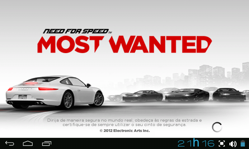 Android passo a passo baixar need for speed most wanted for Nfs most wanted android