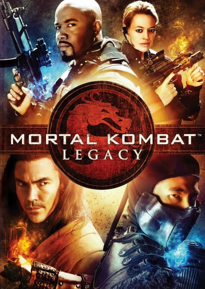 Mortal Kombat Legacy – Todas as Temporadas Dublado / Legendado (2011)