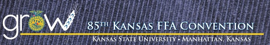 85th Kansas FFA Convention News