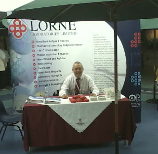 Lorne Laboratories - a specialist manufacturer of blood grouping reagents and diagnostic test kits