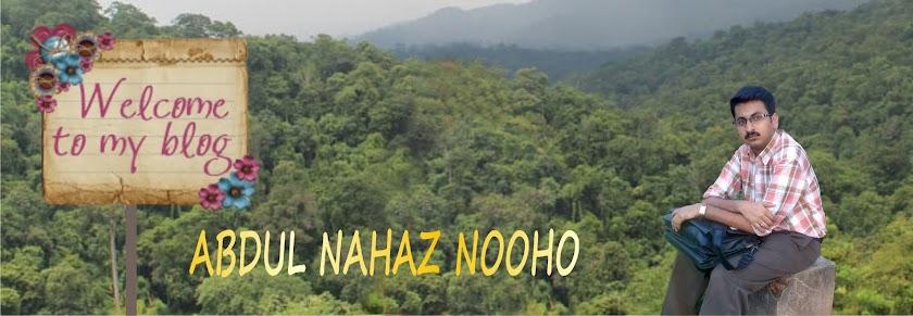 ABDUL NAHAZ NOOHO