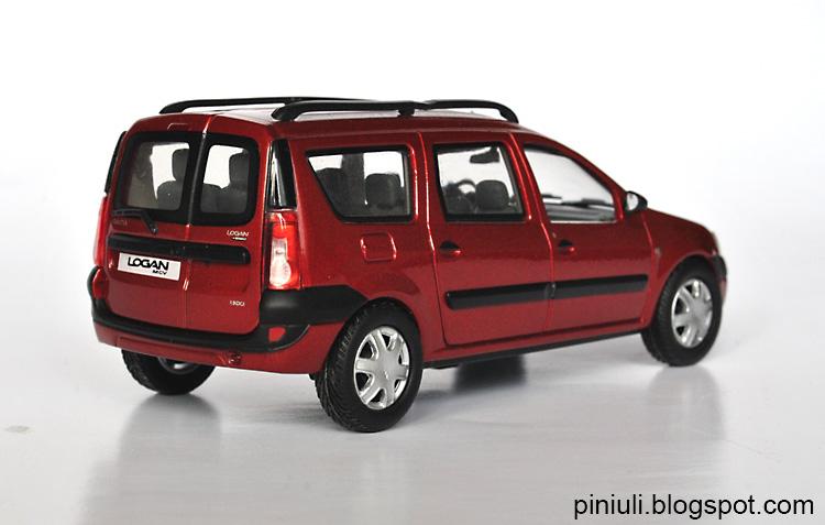 Piniulimodels Dacia Logan Mcv 2006 Eligor