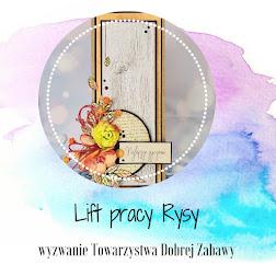Lift pracy Rysy