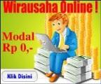 Wirausaha Online Modal Nol Rupiah