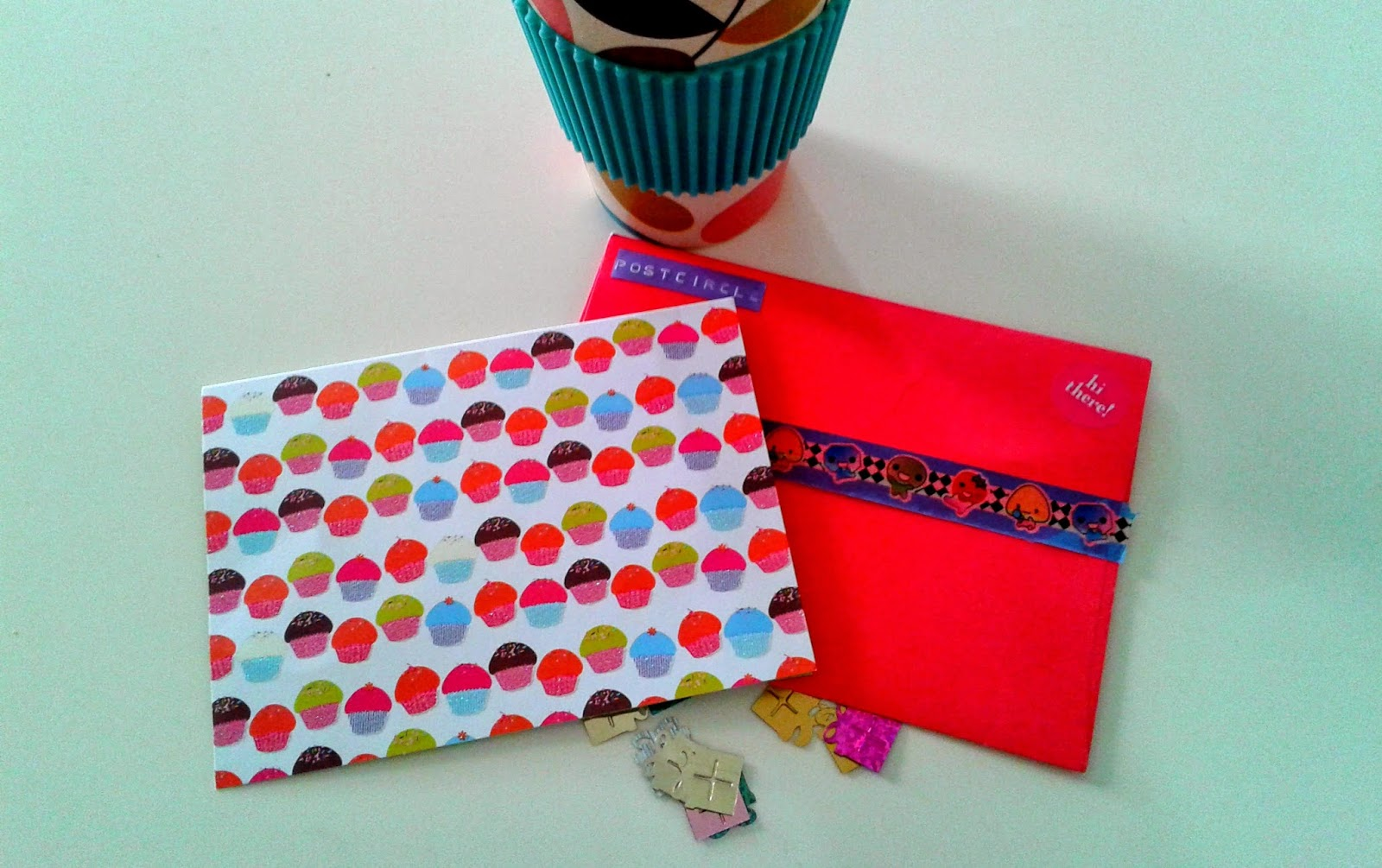 Project 365 day 81 - Happy mail #postcircle // 76sunflowers