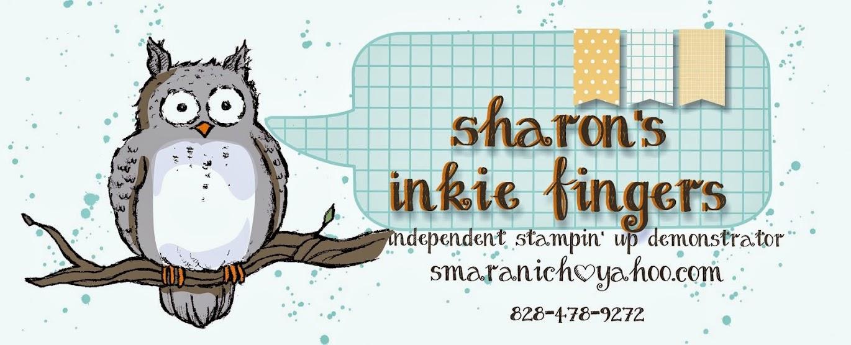Sharon's Inkie Fingers