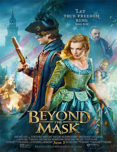 Ver Tras la máscara (Beyond the Mask) (2015) Online